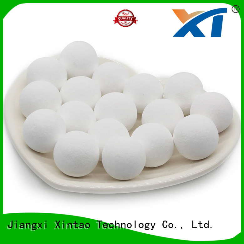 Xintao Technology reliable alumina balls supplier for factory