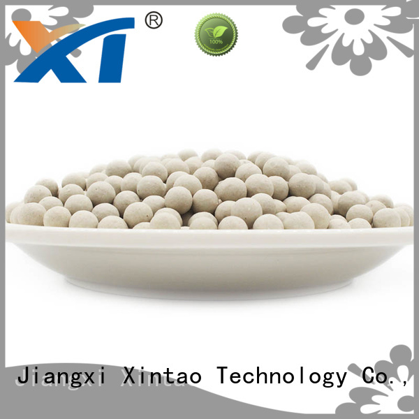 Xintao Technology alumina ceramic directly sale for support media