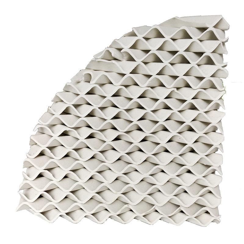 Multifunction Ceramic Structured Packing Intalox Saddles