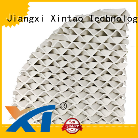 Xintao Technology multifunctional ceramic raschig ring supplier for drying columns