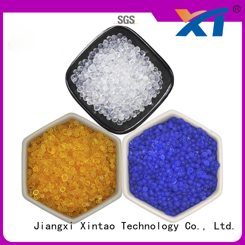 Xintao Technology stable silica beads factory price for drying