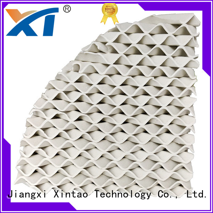 Xintao Technology pall rings supplier for absorbing columns