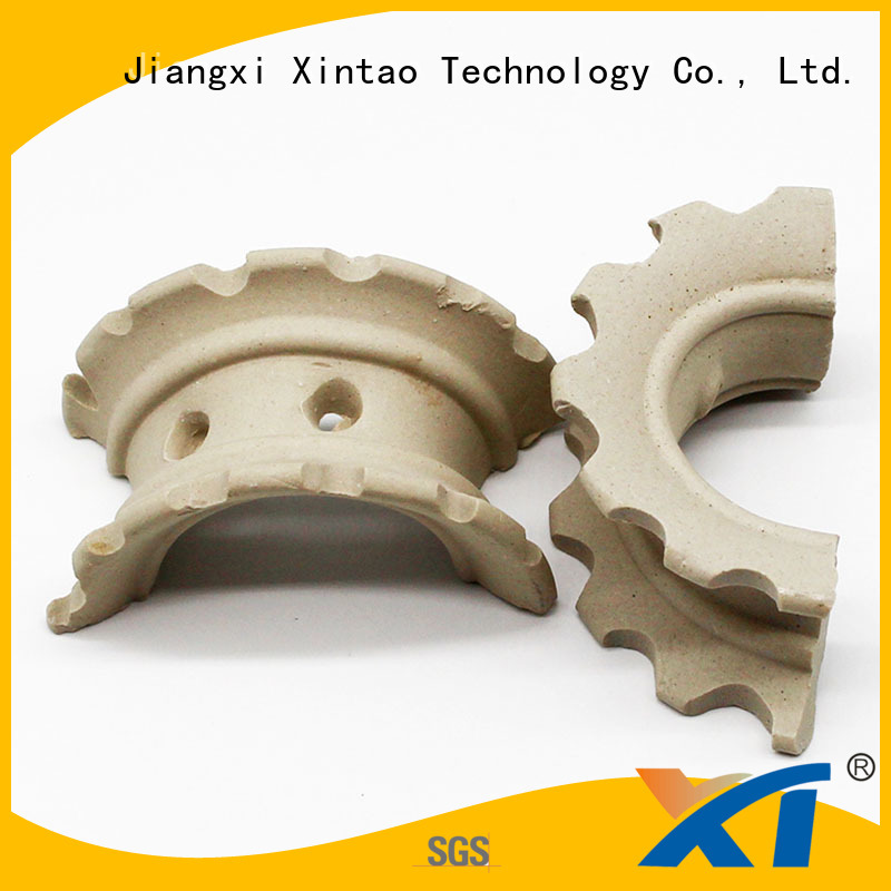 Xintao Technology good quality ceramic raschig ring on sale for cooling towers