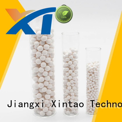 Xintao Technology alumina balls wholesale for plant