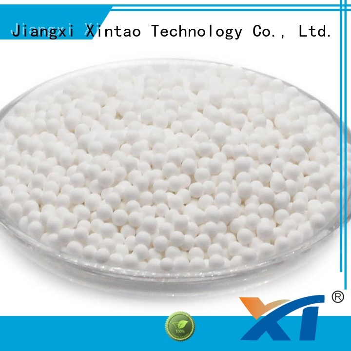 Xintao Technology alumina ball supplier for workshop