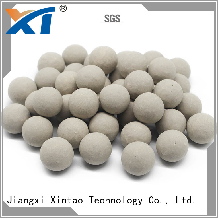 Xintao Technology hot selling ceramic ball directly sale for support media