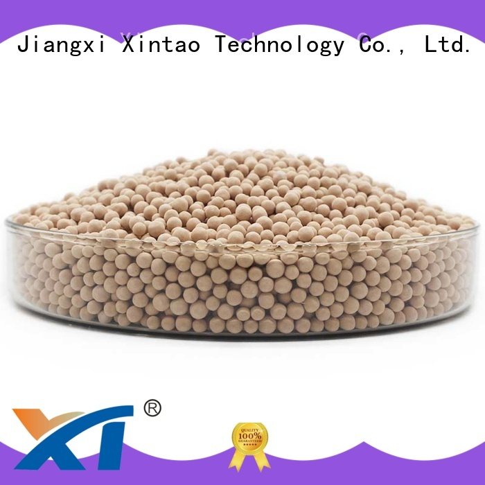 Xintao Technology reliable desiccant packs at stock for hydrogen purification