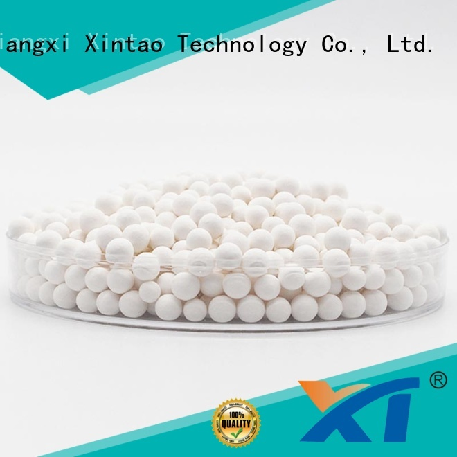 Xintao Technology stable activated alumina desiccant supplier for factory
