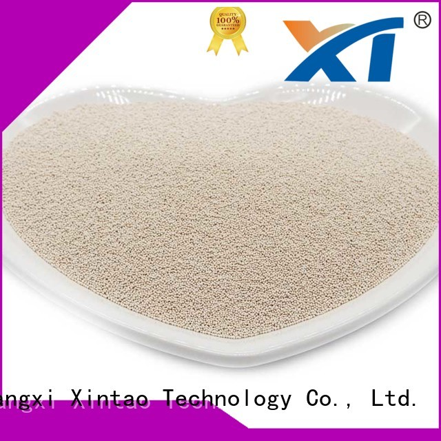 stable activation powder promotion for air separation