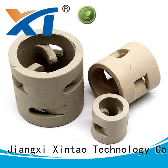 Xintao Technology professional pall ring packing factory price for absorbing columns