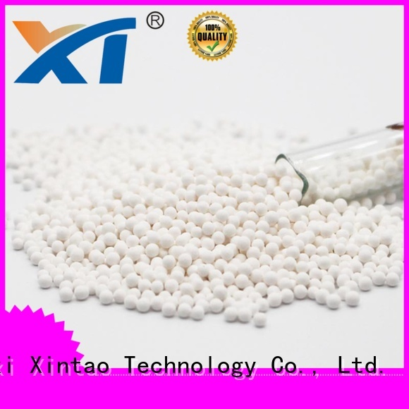 Xintao Technology alumina beads on sale for workshop