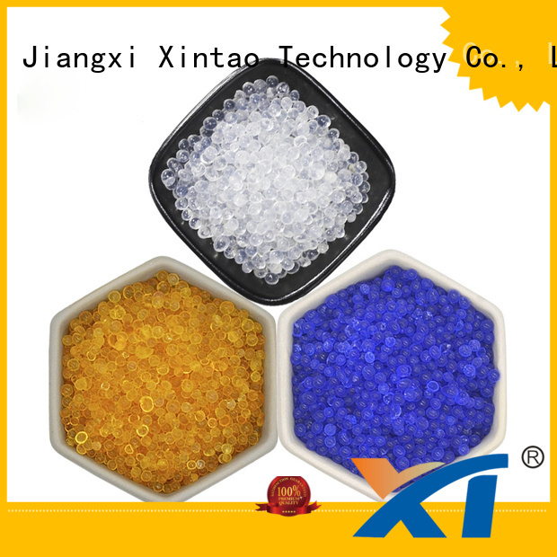 Xintao Technology safe desiccant silica gel directly sale for humidity