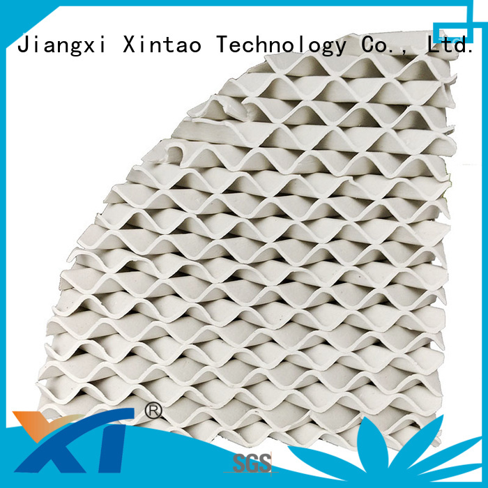 Xintao Technology multifunctional ceramic rings wholesale for absorbing columns