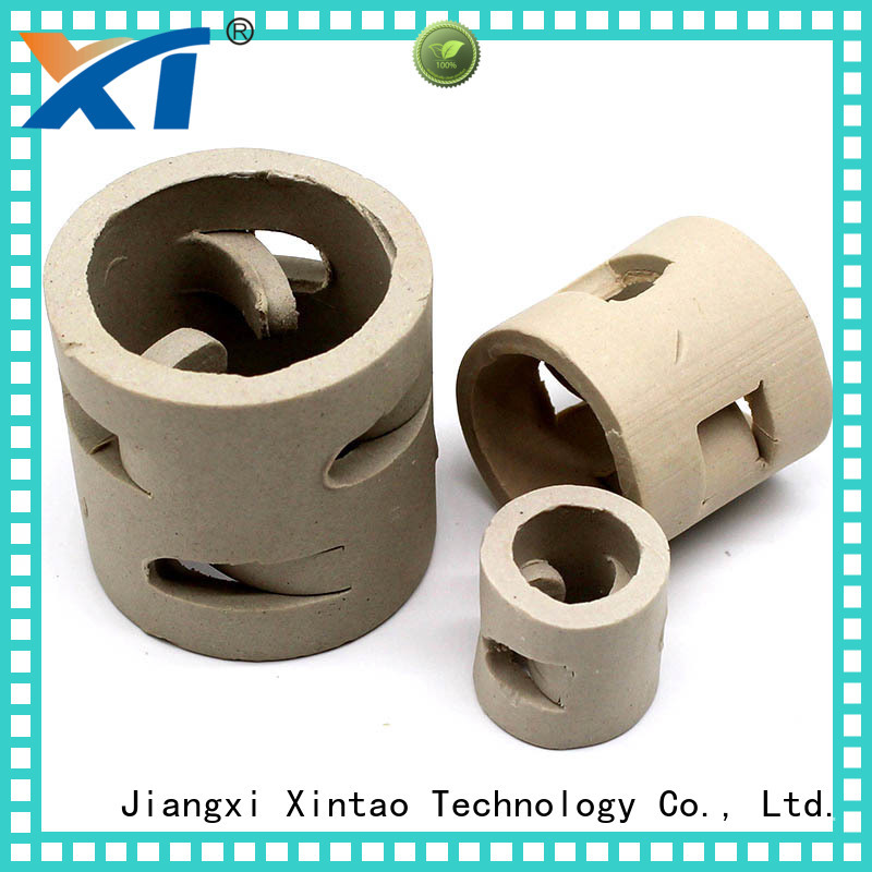 professional ceramic saddles supplier for drying columns