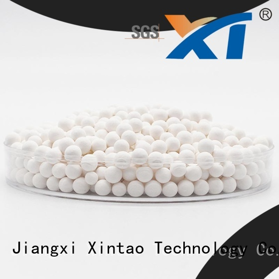 Xintao Technology activated alumina desiccant manufacturer for workshop