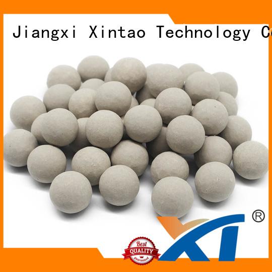 Xintao Technology alumina ceramic from China for support media
