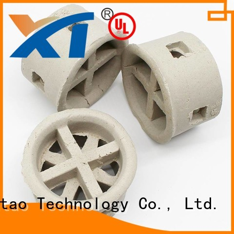 Xintao Technology stable ceramic rings wholesale for drying columns