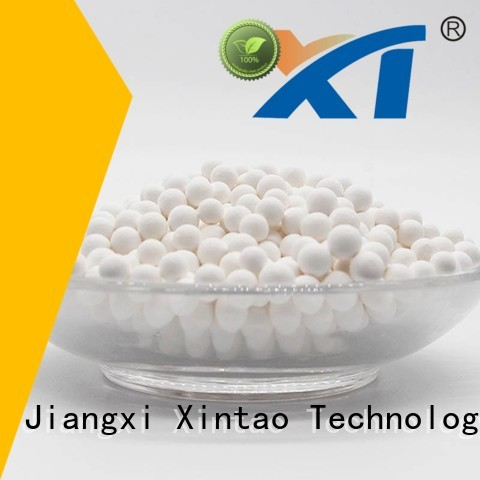Xintao Technology alumina catalyst manufacturer for factory