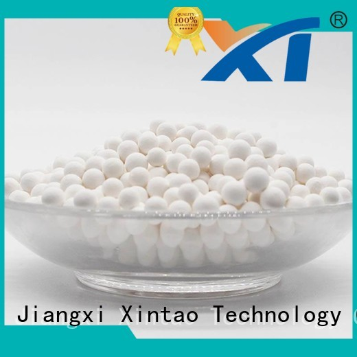Xintao Technology stable alumina catalyst wholesale for workshop