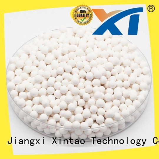 Xintao Technology alumina beads on sale for plant