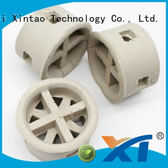 professional ceramic saddles wholesale for drying columns