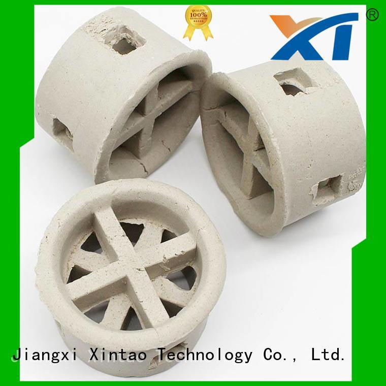 Xintao Technology stable pall ring packing wholesale for cooling towers