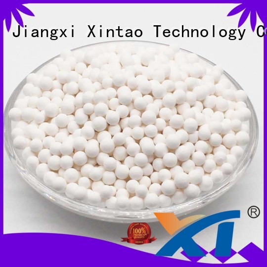 Xintao Technology activated alumina balls on sale for plant