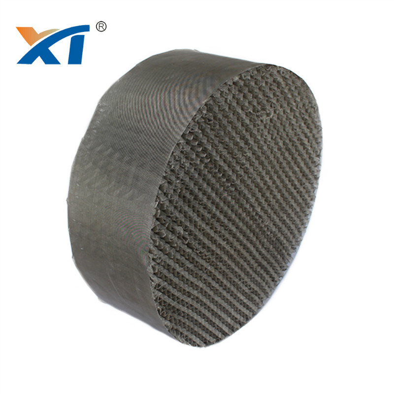 Metal Wire Gauze Structured Packing Metal Raschig Ring Wholesale