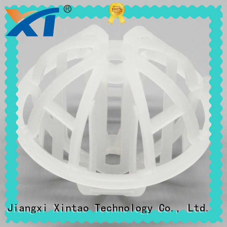 Xintao Technology multifunctional plastic pall rings on sale for packing towers
