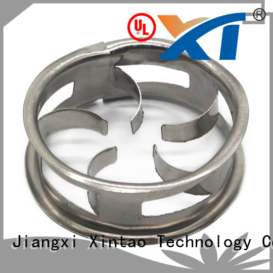 Xintao Technology random packing promotion for catalyst support