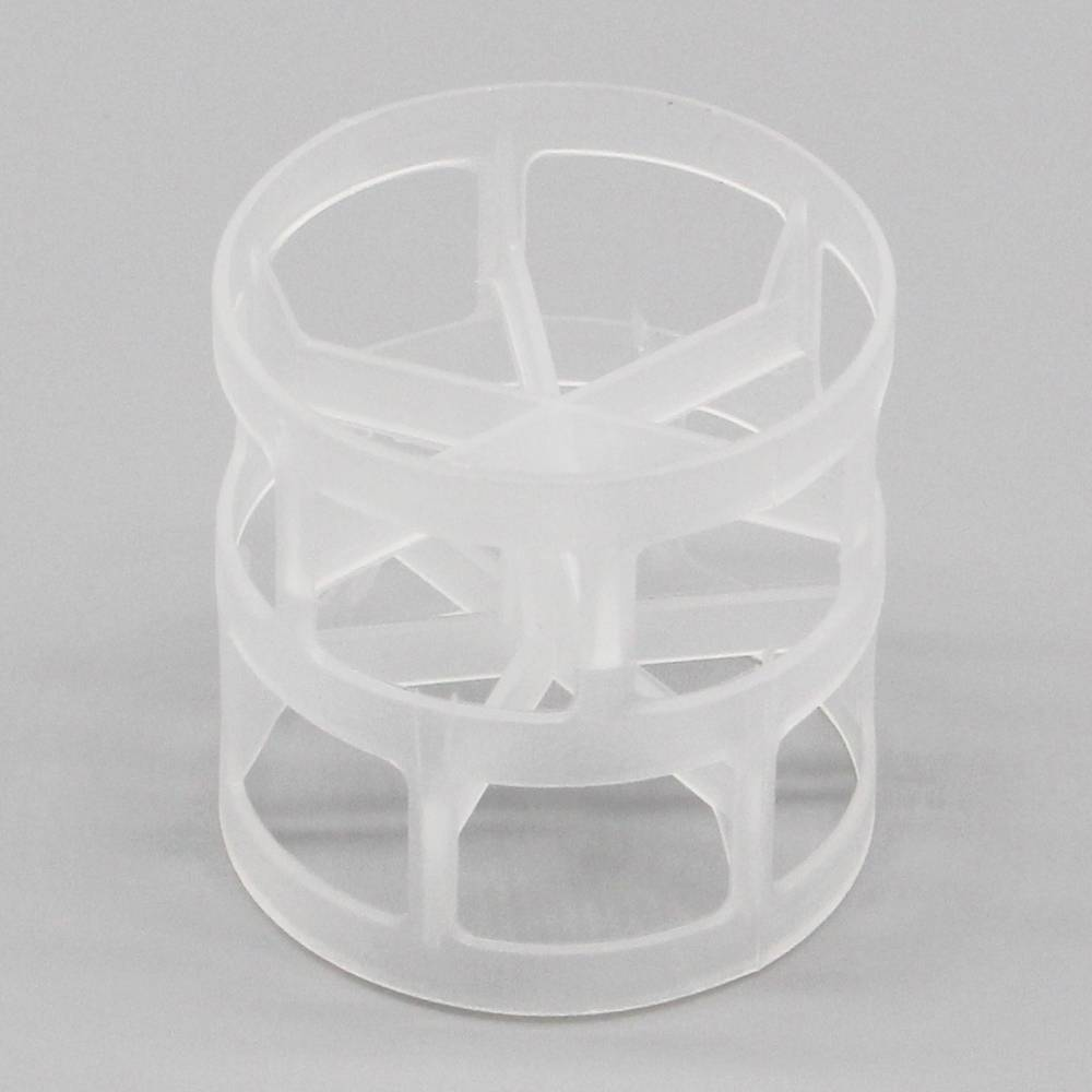 Intalox Plastic Pall Ring For Packing Towers Wholesale