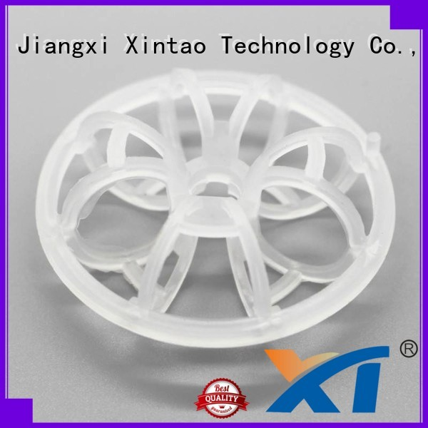 Xintao Technology plastic pall rings supplier for chemical industry