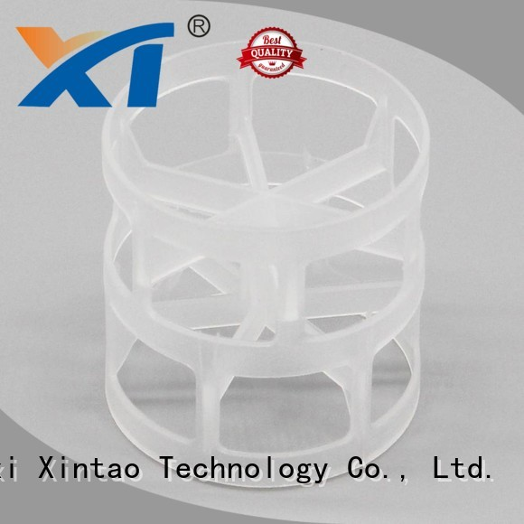 Xintao Technology plastic pall rings wholesale for chemical industry