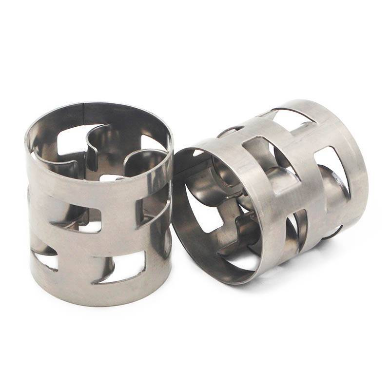 Metal Pall Ring Super Raschig Ring For Sale