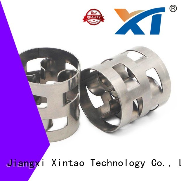 Xintao Technology pall ring manufacturer for catalyst support